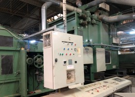 Air Lay napping machine LAROCHE  AIRLAY  LAROCHE 2000  Used - Second Hand Textile Machinery