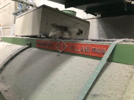 Batteur DELL ORCO e VILLANI  . DELL 1984 d'Occasion - Machines Textiles de Seconde Main  -