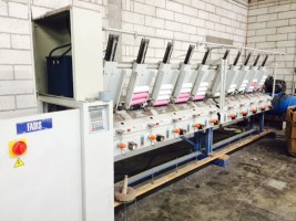 Cone to cone winder FADIS . .  FADIS 2000  Used - Second Hand Textile Machinery