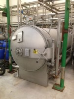 Beam dyeing autoclave ULLMANN ROTOBEAM ROTOBEAM  ULLMANN 1999  Used - Second Hand Textile Machinery