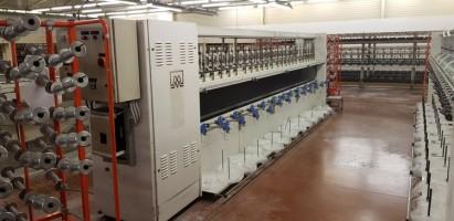 Bobinoirs fils continu MENEGATTO . . MENEGATTO  d'Occasion - Machines Textiles de Seconde Main  -
