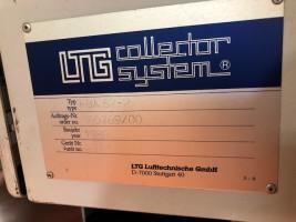 Briqueting press LTG . .  LTG 1989  Used - Second Hand Textile Machinery