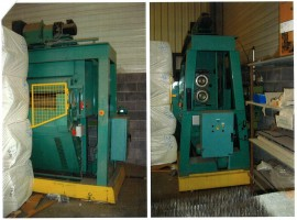 PUTZ Continuous cutting machine . .  PUTZ 2004  Used - Second Hand Textile Machinery