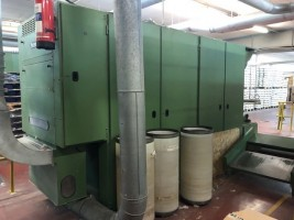 TRUTZSCHLER  Hopper-feeder  Hopper-feeder  TRUTZSCHLER 1988  Used - Second Hand Textile Machinery