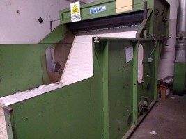 OMMI Classical Hopper feeder .  OMMI 1996  Used - Second Hand Textile Machinery