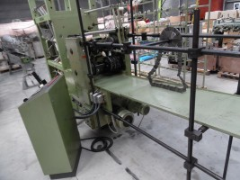 Crocheting machine BOEGLI . .  BOEGLI +/- 1998  Used - Second Hand Textile Machinery