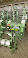 MULLER MDR 42 Lace Crocheting machine  .  MULLER 2004 / 2007  Used - Second Hand Textile Machinery