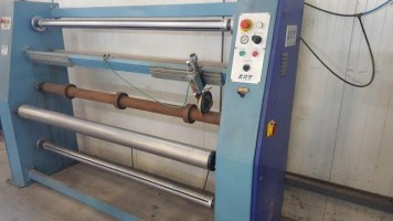 KMT Combi Calender for felt and fabric Combi  KMT 2003  Used - Second Hand Textile Machinery