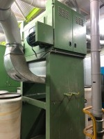Condensor TRUTZSCHLER LVSA LVSA  TRUTZSCHLER 1994/1996  Used - Second Hand Textile Machinery