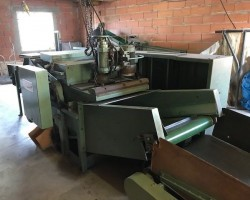 Rotary Cutting machine LAROCHE CR 500 CR 500  LAROCHE 1973  Used - Second Hand Textile Machinery