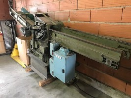 guillotine Cutting machine PIERRET CT280 CT280  PIERRET 1980  Used - Second Hand Textile Machinery