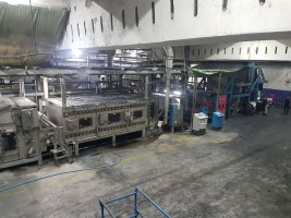 Denim finishing line .  0 2006  Used - Second Hand Textile Machinery