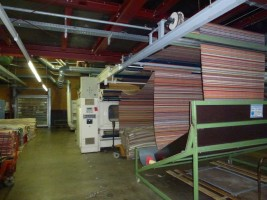 SUCKER MULLER Sizing machine  .  SUCKER MULLER 1996/1997  Used - Second Hand Textile Machinery