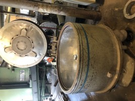 KRANTZ hydro-extractor .  KRANTZ 1982  Used - Second Hand Textile Machinery