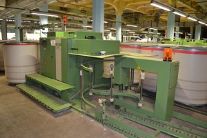 Drawing machines RSB851 RIETER RSB851  RIETER 1992  Used - Second Hand Textile Machinery