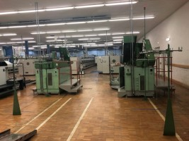 Drawing machines RIETER RSB D35 RSB D35  RIETER 2005  Used - Second Hand Textile Machinery
