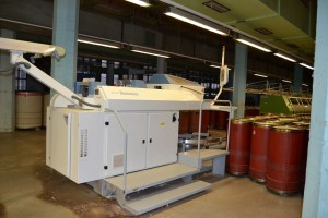 Etirage TRUTZSCHLER TD03 TD03 TRUTZSCHLER 2004 d'Occasion - Machines Textiles de Seconde Main  -