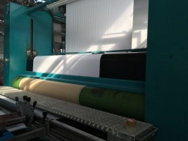 BUSER Flat bed printing machine ..  BUSER 2006  Used - Second Hand Textile Machinery