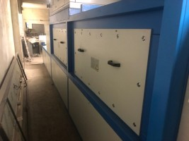 high frequency dryer RF SYSTEM . .  RF SYSTEM 2012  Used - Second Hand Textile Machinery
