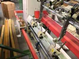 hollow spindle twisting machine SAURER ALLMA ESP-1 ESP-1  SAURER ALLMA 1995  Used - Second Hand Textile Machinery