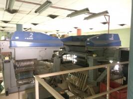 Mécanique Jacquard BONAS IBJ2 IBJ2 BONAS 2003 d'Occasion - Machines Textiles de Seconde Main  -