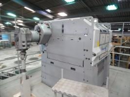 Mécanique Jacquard VAN DE WIELE / BONAS . VAN DE WIELE 2006 / 2007 d'Occasion - Machines Textiles de Seconde Main  -