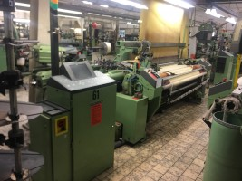 DORNIER HTVS Jacquard weaving looms  HTV  DORNIER 1998 / 99  Used - Second Hand Textile Machinery