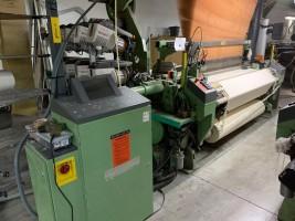 Metier à tisser Jacquard DORNIER HTV HTV DORNIER 1999/2000 d'Occasion - Machines Textiles de Seconde Main  -