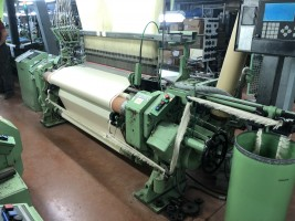 Metier à tisser Jacquard DORNIER HTV HTV DORNIER 1989 d'Occasion - Machines Textiles de Seconde Main  -