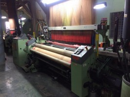 DORNIER PTV Jacquard weaving looms  PTV  DORNIER 2004, 2006  Used - Second Hand Textile Machinery