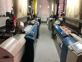PICANOL GAMMAX Jacquard weaving looms  GAMMAX  PICANOL 2003  Used - Second Hand Textile Machinery