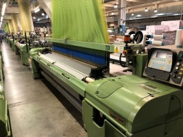 Jacquard weaving looms SOMET Super Excel Super Excel  SOMET 1998  Used - Second Hand Textile Machinery