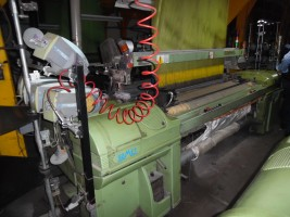 SOMET EXCEL and Super Excel Jacquard weaving looms EXCEL  SOMET 1999  Used - Second Hand Textile Machinery