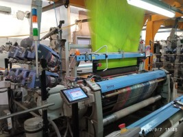 ITEMA R9500 Jacquard weaving looms R9500  ITEMA 2017  Used - Second Hand Textile Machinery