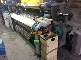 VAMATEX LEONARDO Jacquard weaving looms  LEONARDO  VAMATEX 2001/2002  Used - Second Hand Textile Machinery