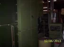 Carde Lin RUSSE CZ 600 L CZ 600 L RUSSE  d'Occasion - Machines Textiles de Seconde Main  -
