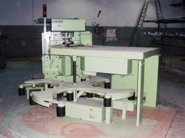 LONGUE FIBRE PREPARATION Worsted / Semi worsted spinning     Used - Second Hand Textile Machinery