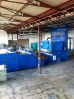 Ligne de Fabrication de OUATE Non tissé   d'Occasion - Machines Textiles de Seconde Main  -