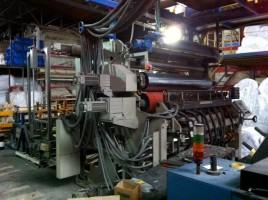Ligne de contrecollage Non tissé   d'Occasion - Machines Textiles de Seconde Main  -