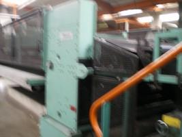 LIGNE DE NON TISSE NR 2 Non tissé   d'Occasion - Machines Textiles de Seconde Main  -