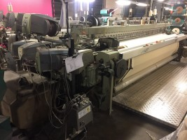 SOMET MASTER AND THEMA 11 for Blankets Weaving     Used - Second Hand Textile Machinery
