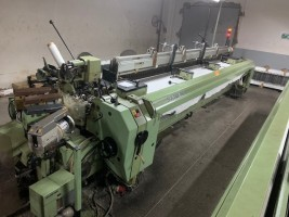 SULZER Projectile Looms with Dobby Weaving     Used - Second Hand Textile Machinery