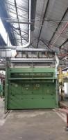 Ligne complete aiguilleté en 5 mètres Non tissé   d'Occasion - Machines Textiles de Seconde Main  -