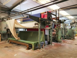 Dyeing plant : BARBRY Dyeing     Used - Second Hand Textile Machinery
