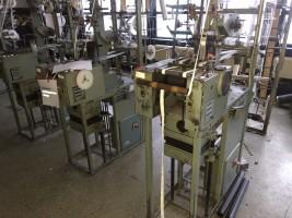 Métiers MULLER à bandes ND, NB, NF et NC Tissage   d'Occasion - Machines Textiles de Seconde Main  -
