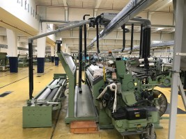 15 DORNIER Air Jet model AWV and AWS with STAUBLI Dobby and Cam Weaving     Used - Second Hand Textile Machinery