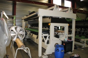 Warp knitting machine LIBA RACOP RACOP  LIBA 2013  Used - Second Hand Textile Machinery