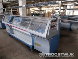 STOLL CMS 822 HP Flat knitting machine CMS 822 HP  STOLL 2011  Used - Second Hand Textile Machinery