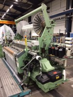 DORNIER AWS Air jet looms  AWS  DORNIER 2005  Used - Second Hand Textile Machinery