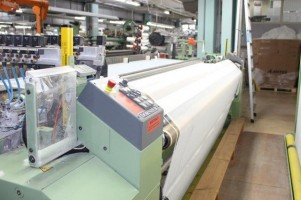 DORNIER AWSL Easy Leno Air jet looms  AWS  DORNIER 2004  Used - Second Hand Textile Machinery